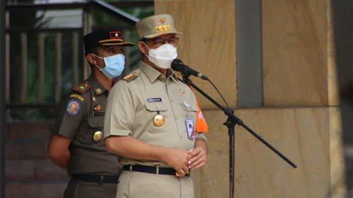Anies Baswedan Perpanjang PSBB Transisi Antisipasi Lonjakan Kasus Covid-19 di Jakarta