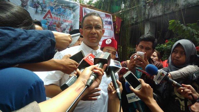 Anies: Tingkat Kepercayaan Antar Warga Jakarta Rendah
