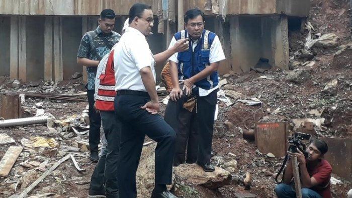Anies Sebut LRT Jabodebek Penyebab Banjir, Ini Kata Adhi Karya