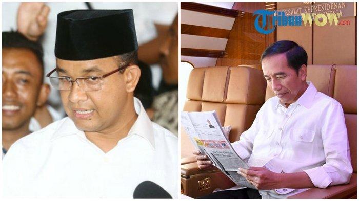 Ini Kepuasan Kerja Jokowi dan Anies yang Makin Moncer di Kalangan Anak Muda