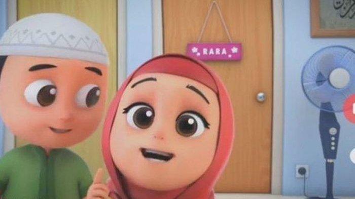 Animasi Nussa dan Rara Akan Tayang di Bioskop