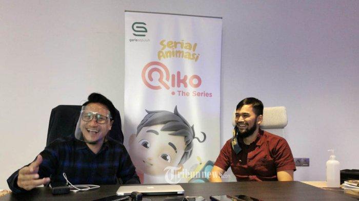 Di balik Karakter Animasi Riko The Series Nan Mengemaskan,Ada Peran Anak Arie Untung dan Teuku Wisnu