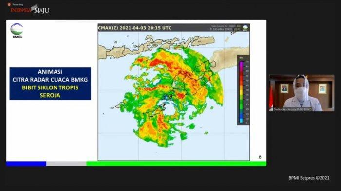 Apa Perbedaan Siklon Tropis Seroja dengan Siklon Sebelumnya yang Melanda Indonesia? Ini Kata BMKG