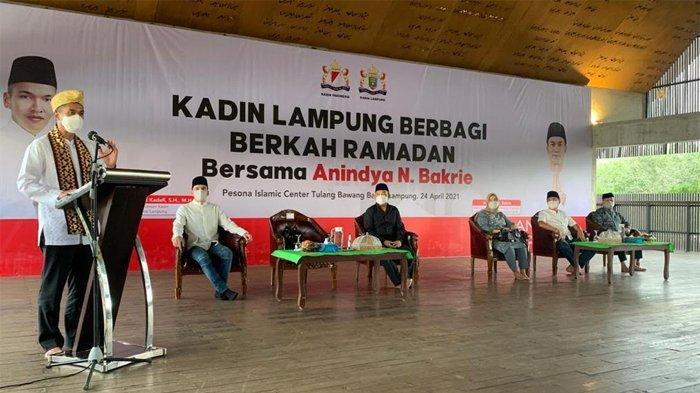 Kadin Lampung Solid Dukung Anindya Bakrie Jadi Ketua Umum Kadin Indonesia