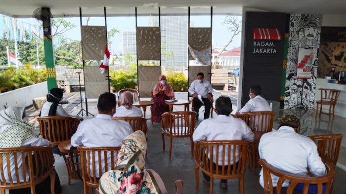 Tingkatkan Daya Saing UKM, Anis Siap Bersinergi dengan Dewan UKM DKI Jakarta