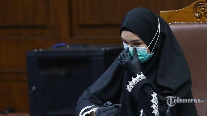 Adik Pinangki Sebut Kakaknya ke Amerika untuk Operasi Hidung hingga Cek Kesehatan Payudara