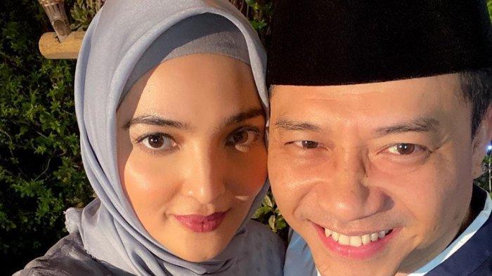 Anang dan Ashanty rayakan ulang tahun pernikahan
