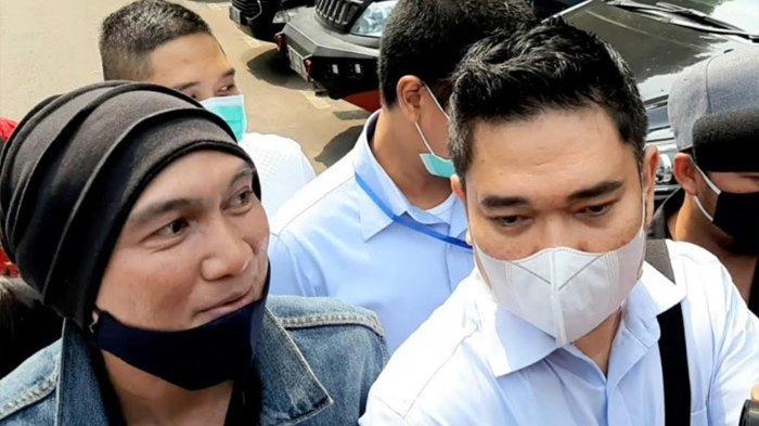 Wawancaranya dengan Hadi Pranoto Soal Obat Covid-19 Berujung Kasus Hukum, Anji: Saya Siap Diperiksa