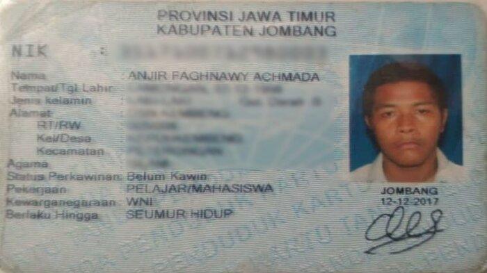 Viral Pemuda Bernama Anjir Faghnawy Achmada, Ternyata Ini Artinya, Akui Sering Jadi Bahan Ledekan