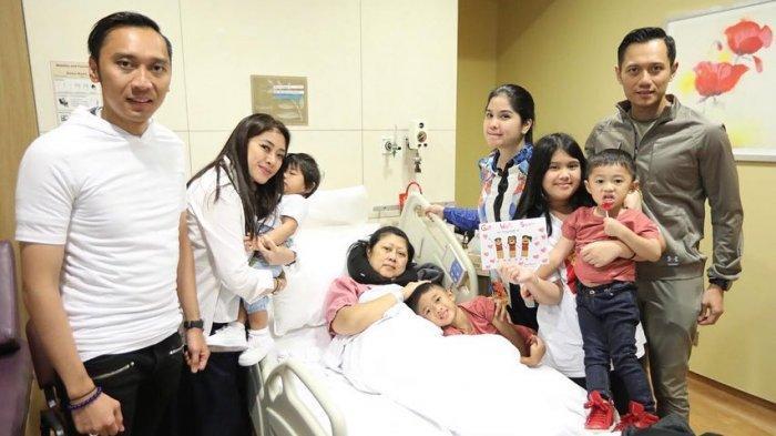 Ani Yudhoyono Derita Kanker Darah, Annisa Yudhoyono: Memo Perempuan Kuat Luar Biasa