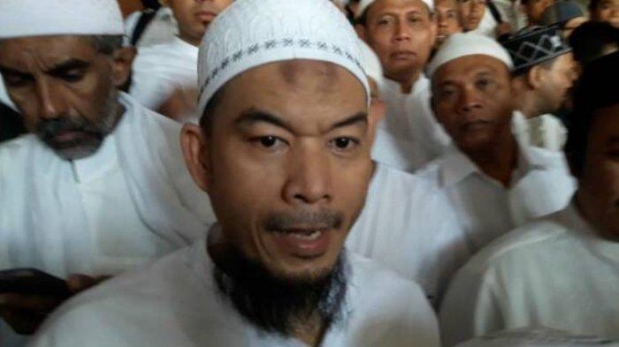 SOSOK Ustaz Ansufri Idrus Sambo kini Pejabat di Partai Ummat, Guru Mengaji Prabowo saat di Yordania