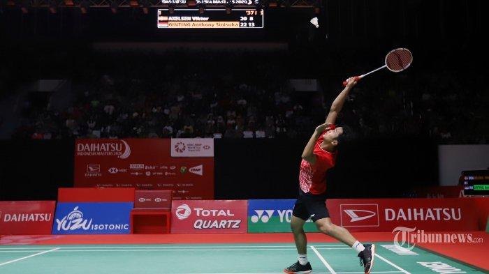 Juarai Indonesia Masters 2020, Anthony Sinisuka Ginting: Belum Best Performance
