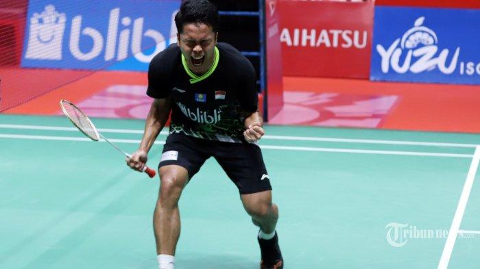 Jadwal Siaran Langsung Indonesia vs Malaysia Final Kejuaraan Badminton Asia, LIVE di NET TV Sore Ini