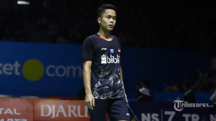 Hong Kong Open 2019 - Ginting Soroti Keputusan Wasit Setelah Kalah Secara Kontroversial