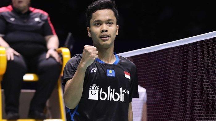 4 Fakta Kemenangan Ginting di China Open 2018, Akhiri 24 Tahun Penantian Tunggal Putra Indonesia