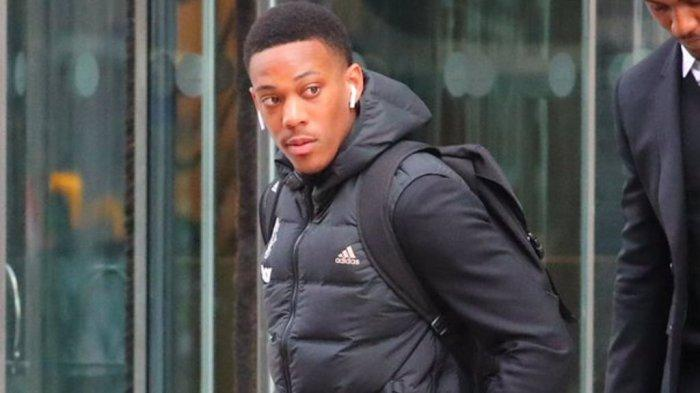 PROFIL Anthony Martial, Striker Manchester United yang Gagal Penuhi Ekspektasi & Terancam Didepak