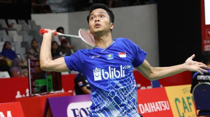 Hasil Sementara Indonesia Masters 2020, Greysia/Apriyani & Ginting Melaju ke Semifinal