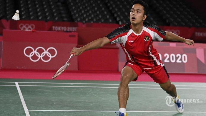 Minus Ginting dan Jojo, Indonesia Kirim 21 Pebulu Tangkis ke Korea Open 2021