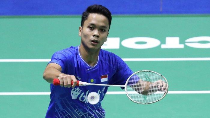 Anthony Sinisuka Ginting dan Tiga Ganda Putra Indonesia ke Semifinal China Open 2019