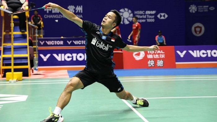 Anthony Ginting Tembus Final China Open 2018, Ini 4 Pebulutangkis Handal Telah Ditaklukkannya