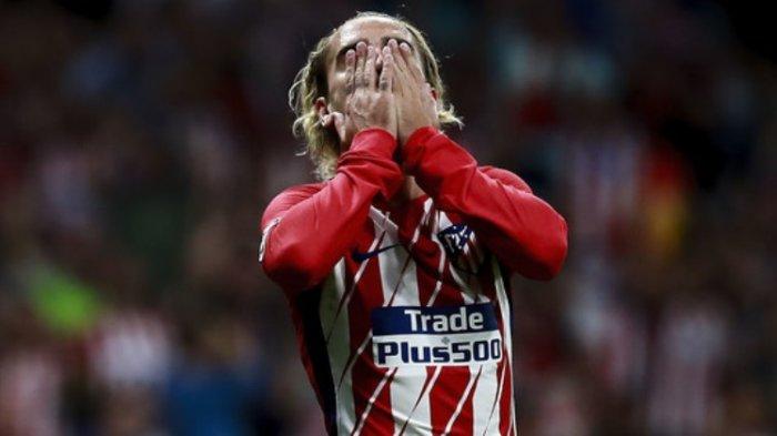 Hasil Liga Spanyol, Griezmann Mandul dalam Laga Perpisahan dengan Atletico Madrid