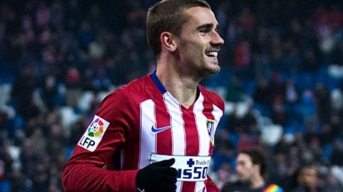 Antoine Griezmann Teken Kontrak Baru Atletico Madrid Hingga 2021