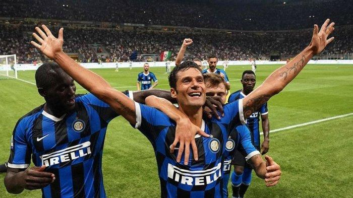 HASIL Liga Italia, Inter Milan Bisa Rebut Capolista AC Milan Malam Ini, jika