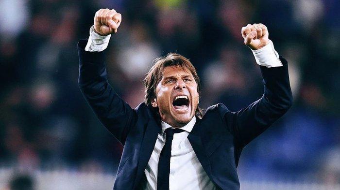 Antonio Conte Beberkan Cara Sulitkan Barcelona @inter)