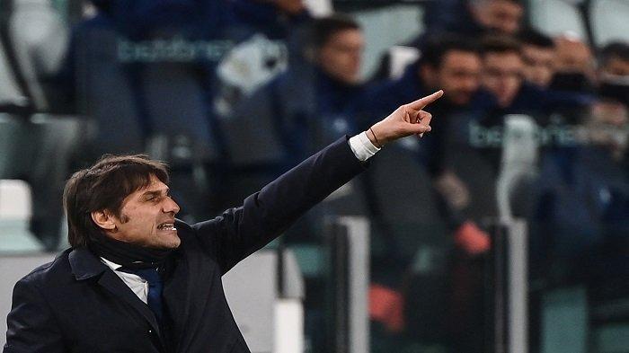 Pertaruhan Nasib Conte Bersama Inter, Gelar Scudetto jadi Obat Terbaik Pelipur Lara Nerazzurri