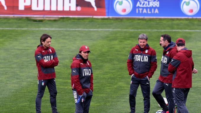 Hadapi Kroasia, Italia Pakai 4-3-3