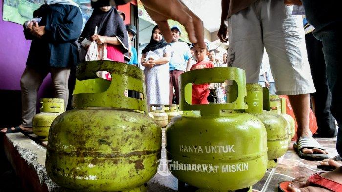 Luhut: Distribusi Elpiji 3 Kg Bocor, mayoritas Pembelinya Bukan Warga Miskin