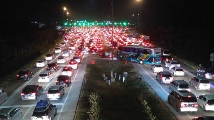 Bila Terjadi Kemacetan Lebih dari 3 Km, Pengelola Tol Diminta Bebaskan Transaksi di GT Palimanan