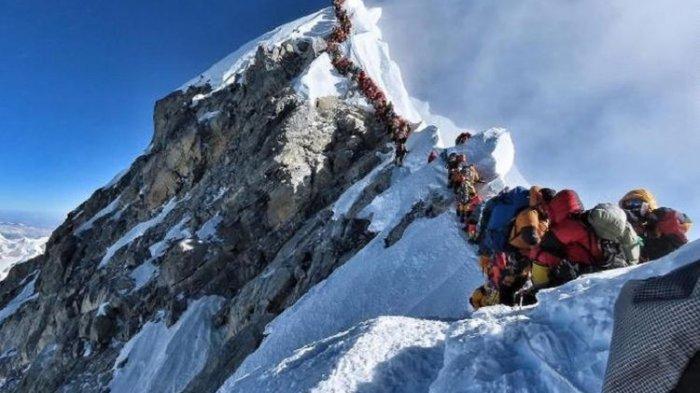 Nepal dan China Umumkan Revisi Ketinggian Gunung Everest jadi 8.848,86 Meter