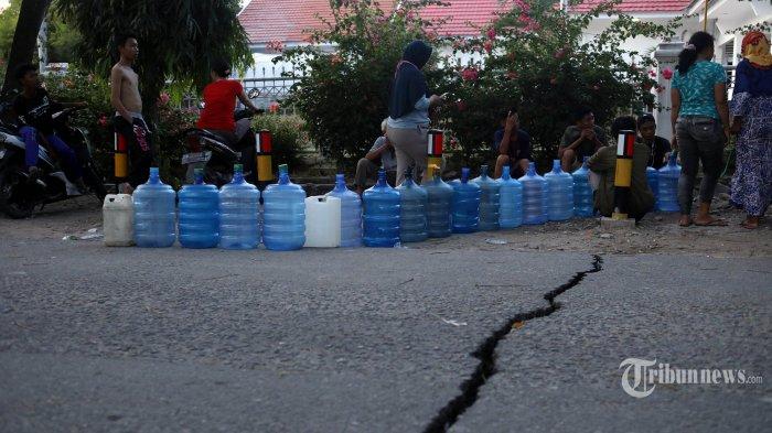 Warga Pangalengan Bandung Berhamburan Keluar Rumah Akibat Gempa 4 Magnitudo pada Minggu Malam
