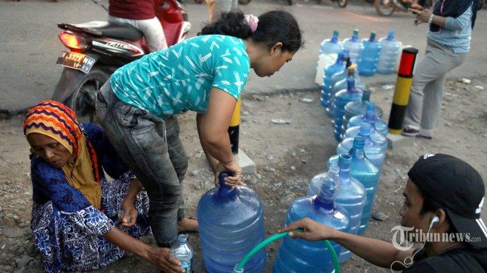 Pemerintah Dorong Peningkatan Program Hibah Air Bersih Perkotaan