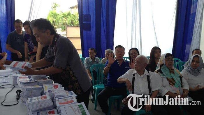 Pemilu Serentak 2019, Mantan Gubernur Jatim Pakde Karwo Bakal Nyoblos di TPS 42 Kertajaya Indah
