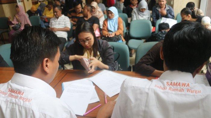 Program Rumah DP 0 Rupiah Disambut Antusias Warga Jakarta