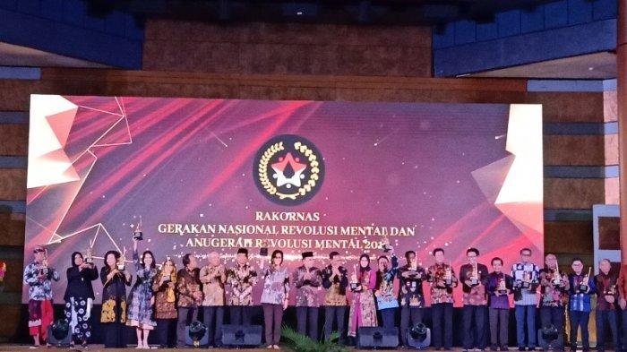 Kementerian Keuangan Didapuk Penghargaan Anugrah Revolusi Mental 2019