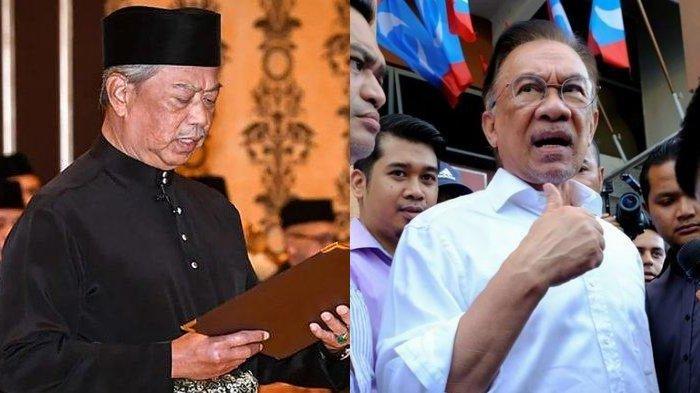 PM Malaysia Muhyiddin Yassin Minta Bukti Ucapan Anwar Ibrahim Didukung Banyak Parlemen