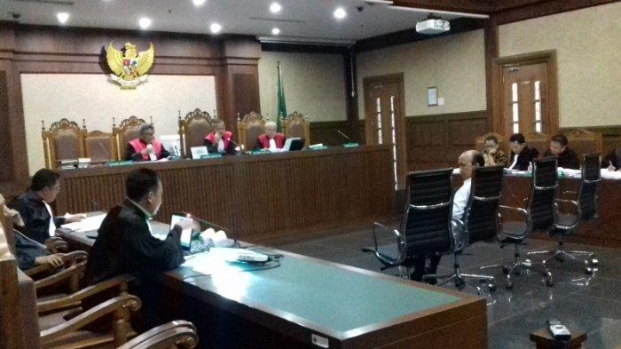 Sekjen Kemendes PDTT Anwar Sanusi Bernazar Sembelih Kambing Jika Dapat WTP