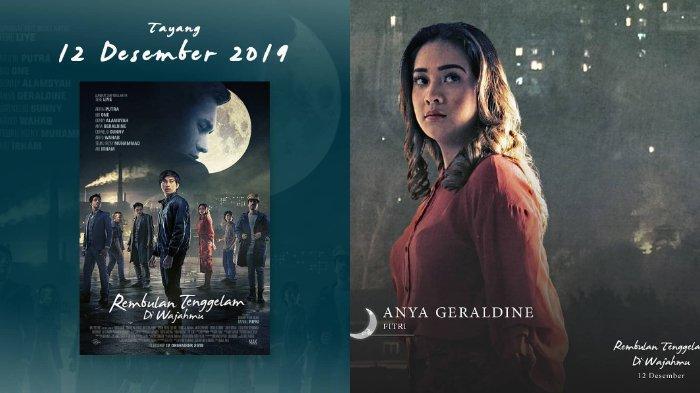 Sinopsis Film Rembulan Tenggelam di Wajahmu, Tayang Perdana Kemarin 12 Desember 2019 di Bioskop