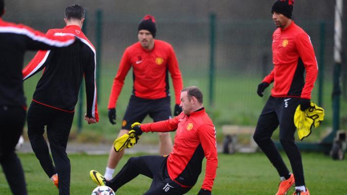 Mengintip AON Training Complex, Markas Latihan Manchester United