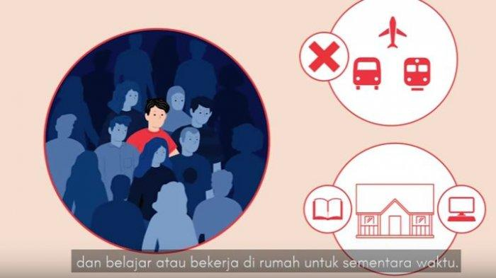 Apa itu Social Distancing? Jokowi Unggah Video Soal Sosial Distancing, Perhatikan Berikut Ini.