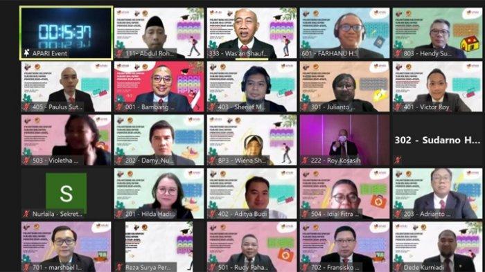 APARI Lantik 8 Kelompok Subjek Ahli yang Siap Berkontribusi kepada Masyarakat