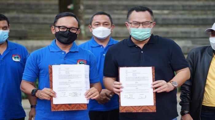KLB Demokrat di Silangit, di Bogor 13 Wali Kota Kumpul, Sampaikan Tiga Pesan ke Presiden Jokowi