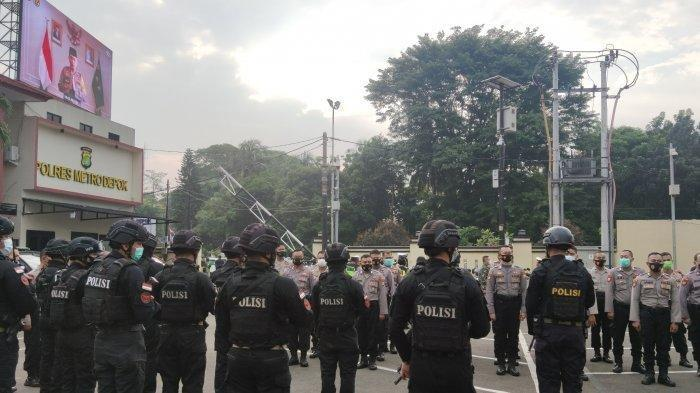 700 Aparat Gabungan Diterjunkan untuk Pengamanan Malam Takbiran dan Kenaiksan Isa Almasih di Depok