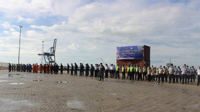 Pelabuhan Tarakan Siap Hadapi Musim Liburan Natal dan Tahun Baru 2021