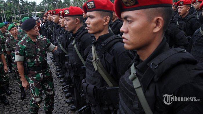 Panglima TNI: Prajurit Bersih dari Narkoba per Juni 2016
