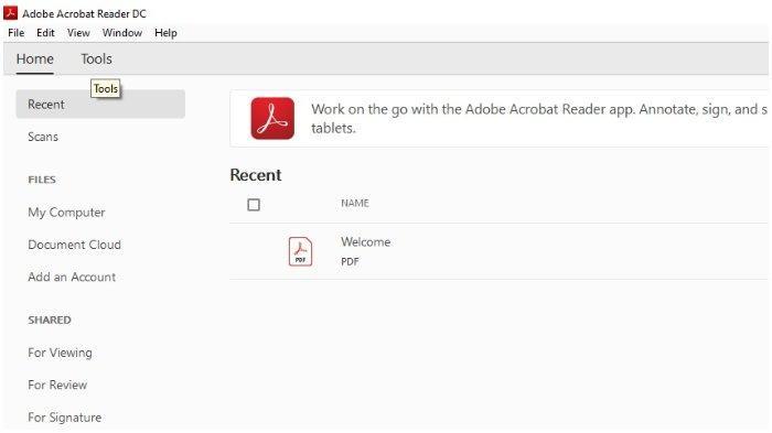 Cara Menggabungkan File Pdf Dengan Mudah Bisa Lewat Aplikasi Adobe Acrobat Dc Tribunnews Com Mobile