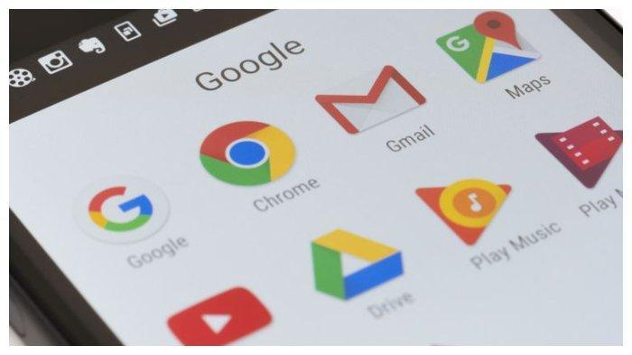 Layanan Google Down, Pengguna Tidak Bisa Mengakses Gmail
